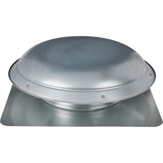 Ventamatic 1080 CFM Galvanized Steel Power Roof Mount Attic Vent Mill