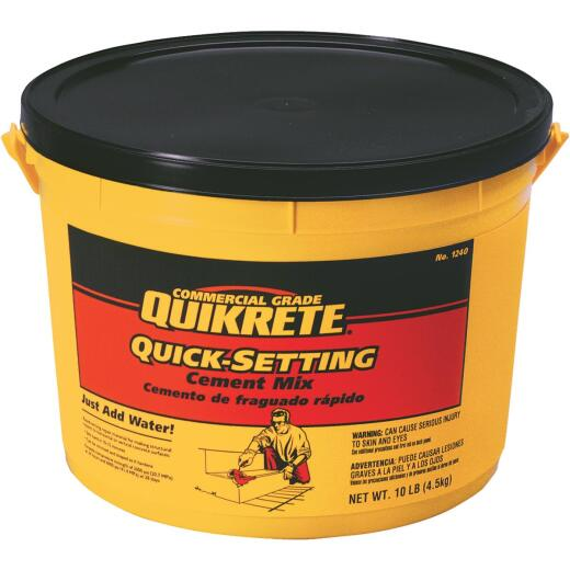 Quikrete Commercial Grade Quick Setting Cement