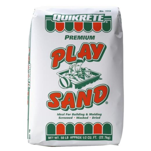 Quickrete 50 Lb. Play Sand