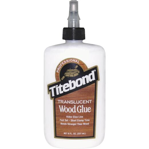 Titebond 8 Oz. Translucent Wood Glue