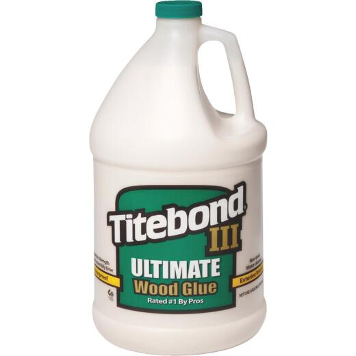 Titebond III 1 Gal. Ultimate Waterproof Wood Glue