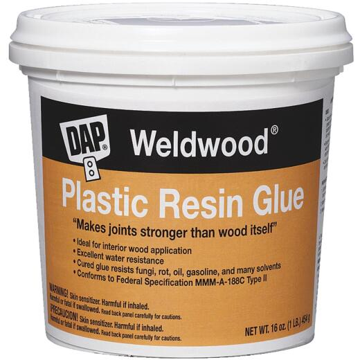 DAP Weldwood 1 Lb. Plastic Resin Glue