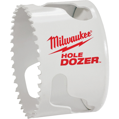 Milwaukee Hole Dozer 2-1/8 In. Bi-Metal Hole Saw