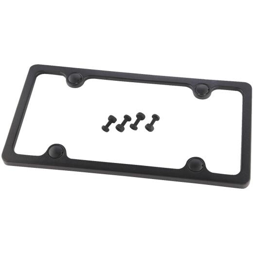 Custom Accessories License Plate Frame