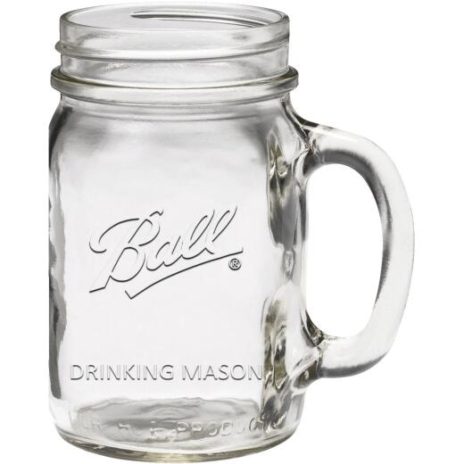 Ball 16 Oz. Single Drinking Mug Canning Jar