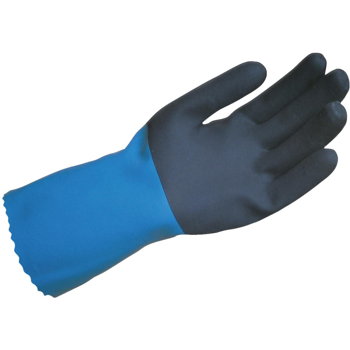 Spontex Everyday Protect Rubber Gloves Large