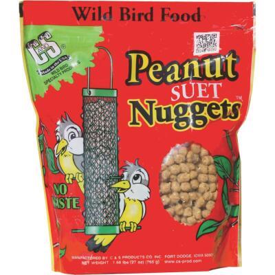 C&S Nuggets 27 Oz. Peanut Suet
