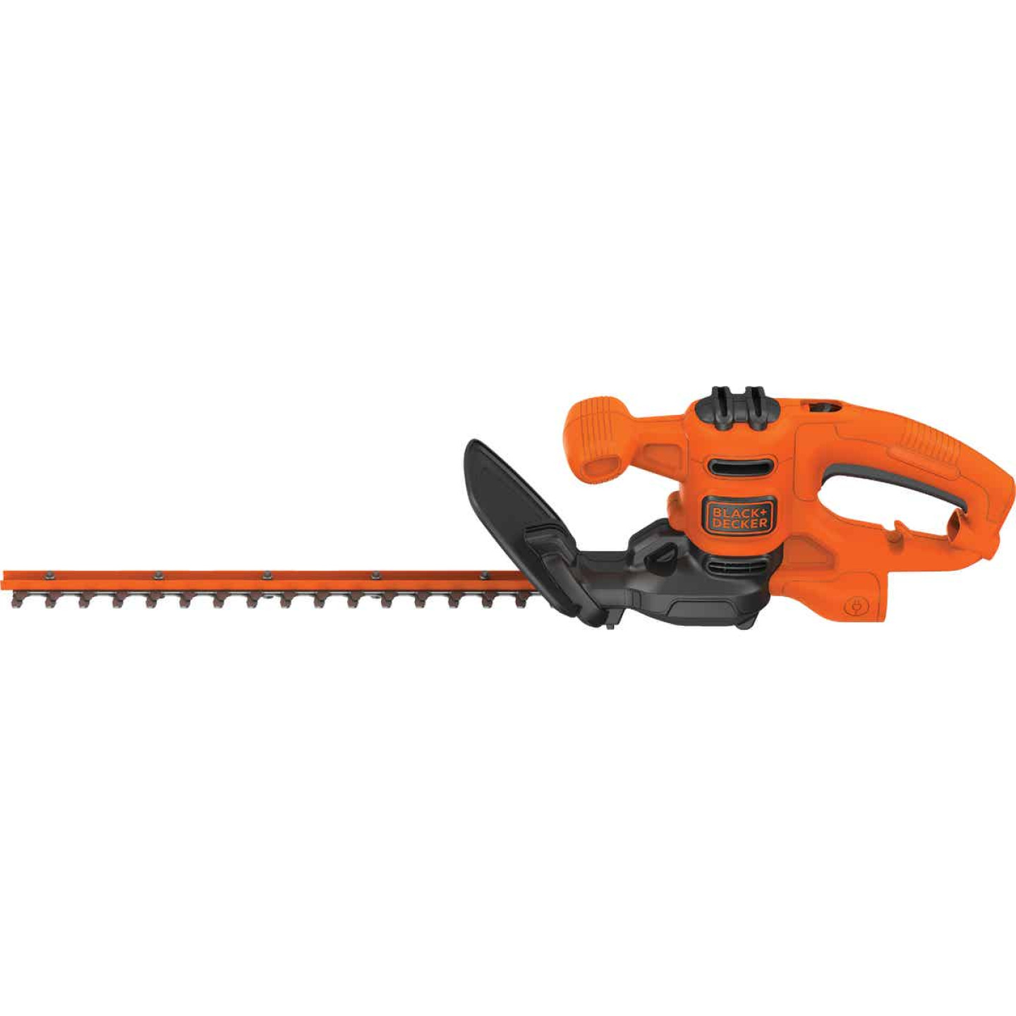 Black & Decker 16 In. 3A Corded Electric Hedge Trimmer Image 4