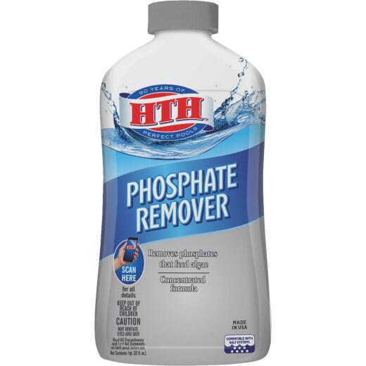 HTH 32 Oz. Liquid Phosphate Remover