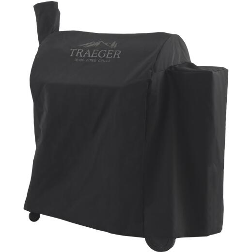 Traeger Pro 780 42.75 In. Black Polyester Grill Cover